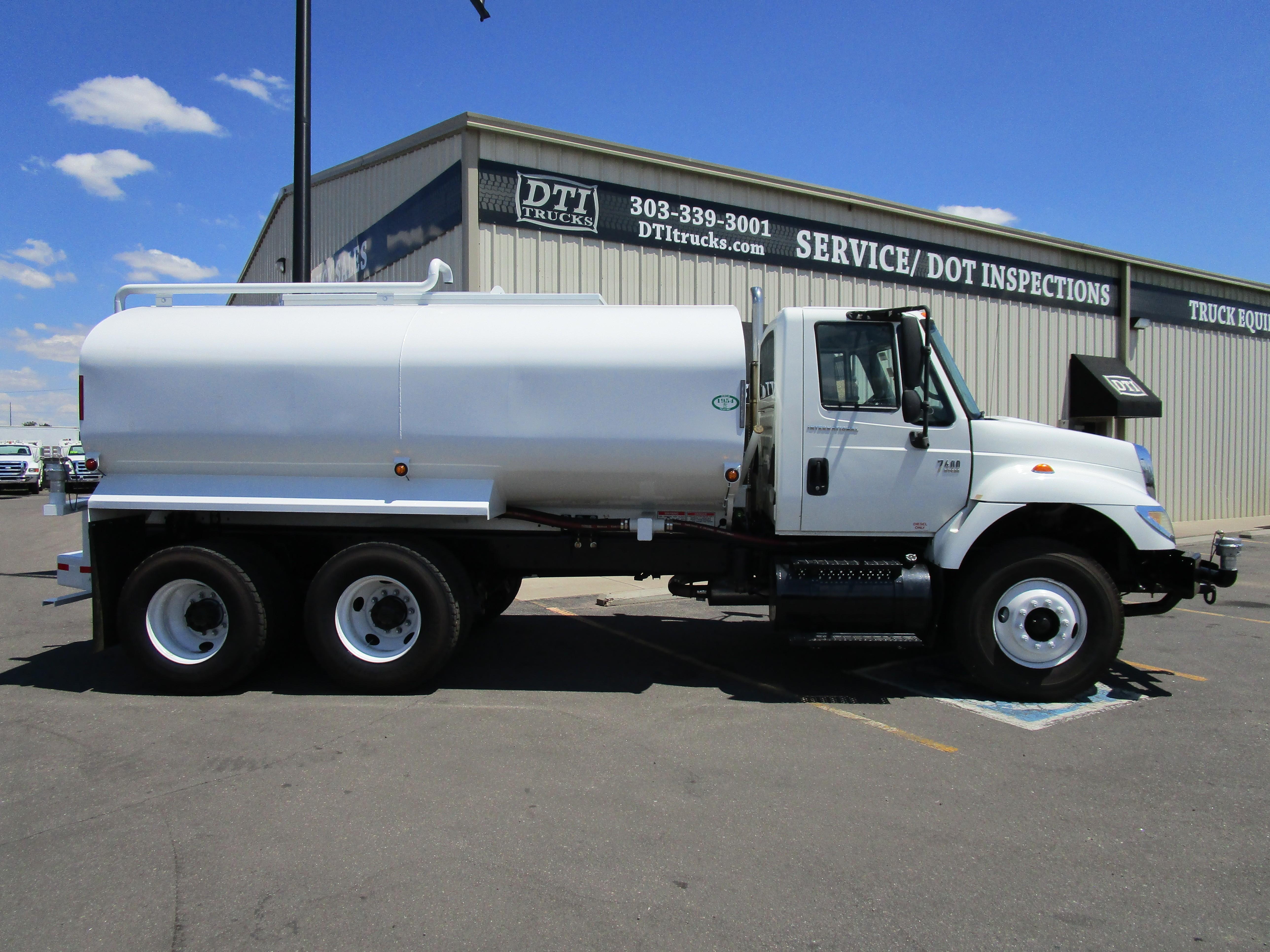Heavy Duty Truck Dealership In Colorado 1954 Dodge Tow 2006 International 7400