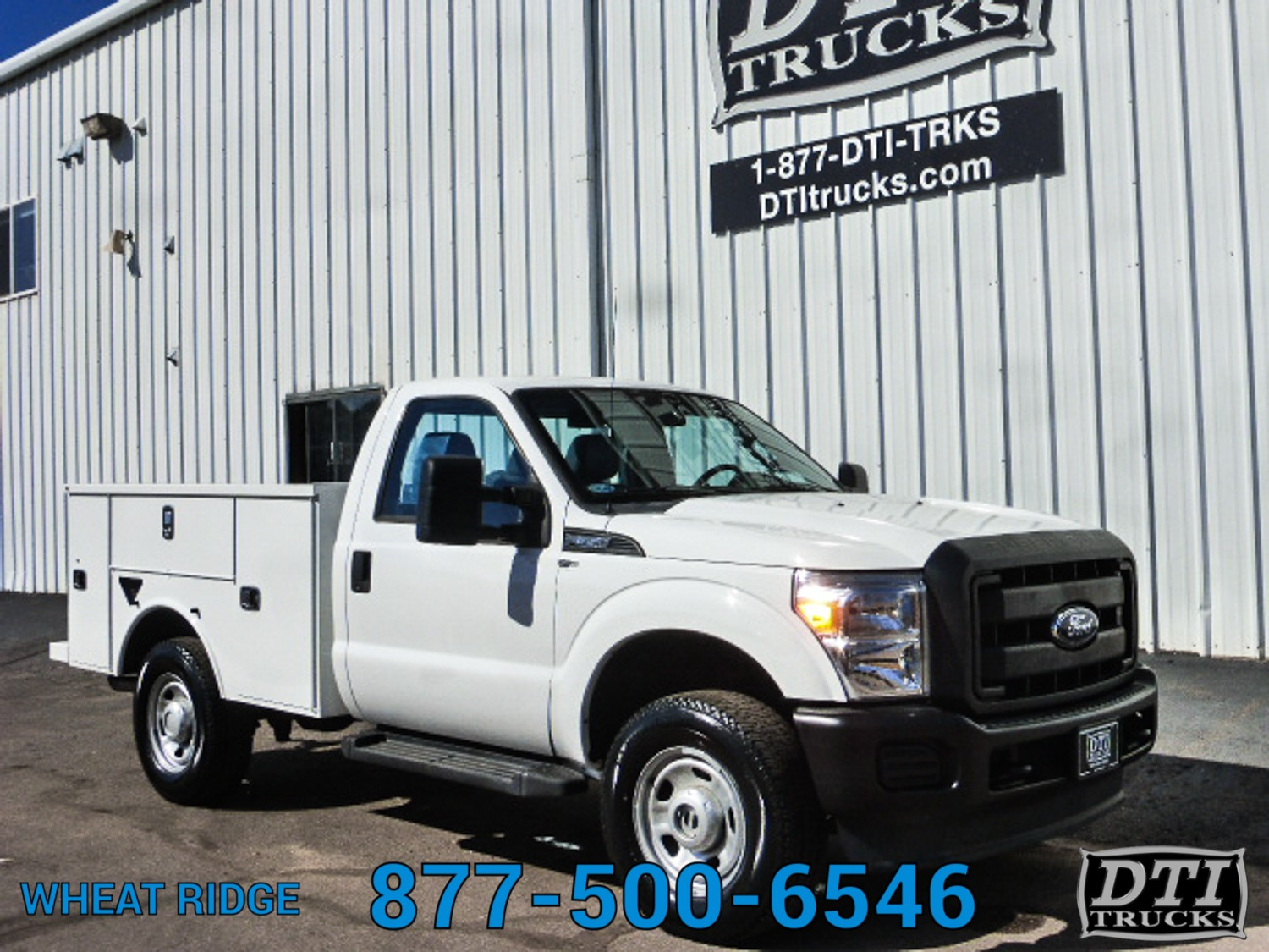 Heavy Duty Truck Dealership In Colorado 2004 Ford F350 Super Remote Start 2014