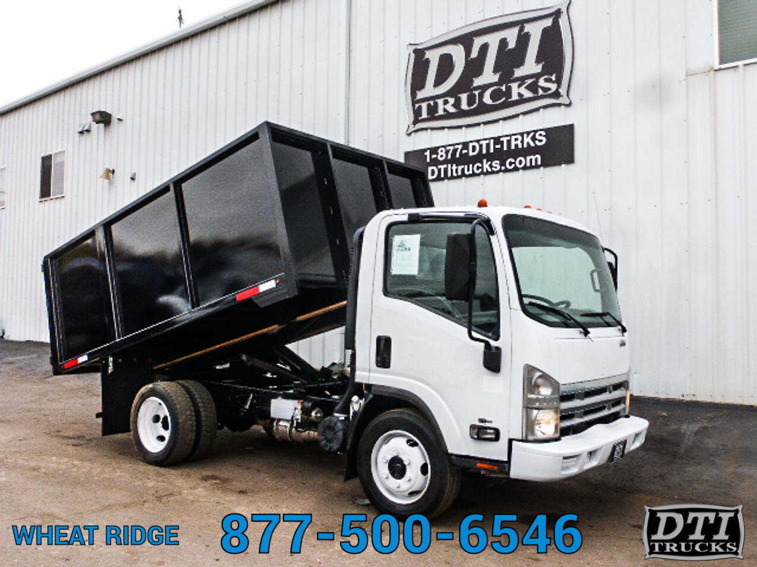 Commercial Truck Dealer in Denver | Sales, Parts & Service