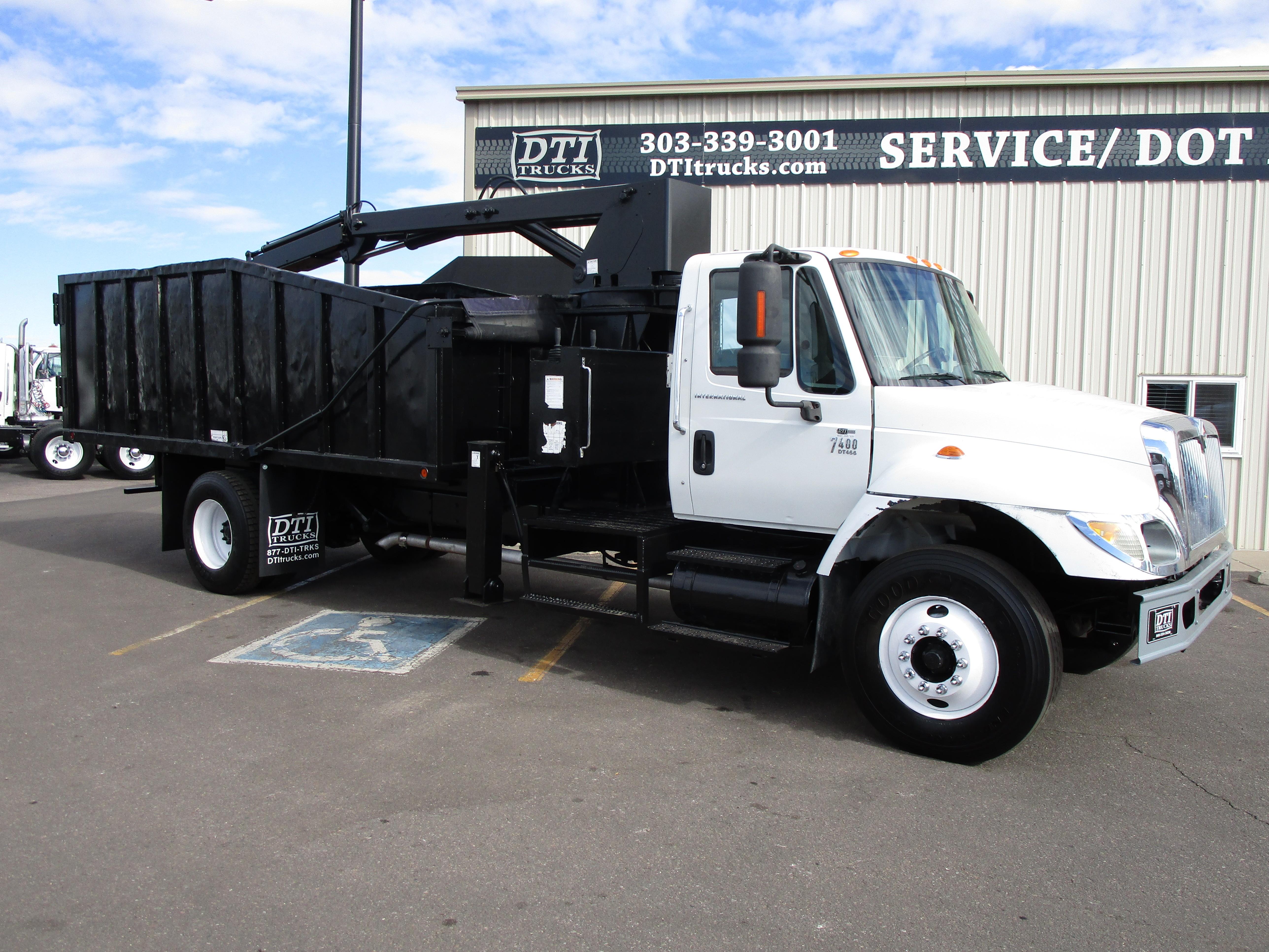Heavy Duty Truck Dealer In Denver Co Truck Fabrication