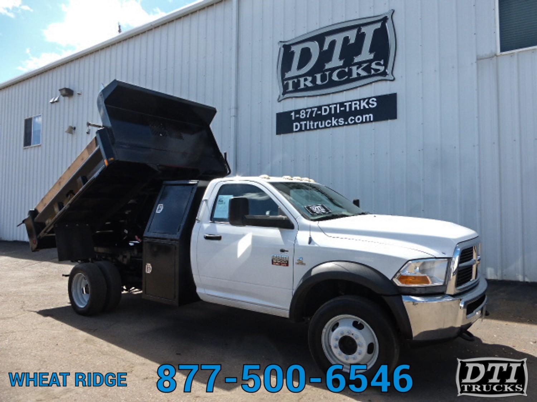 Heavy Duty Truck Dealership In Colorado 1954 Dodge Pickup 2012 Ram 5500