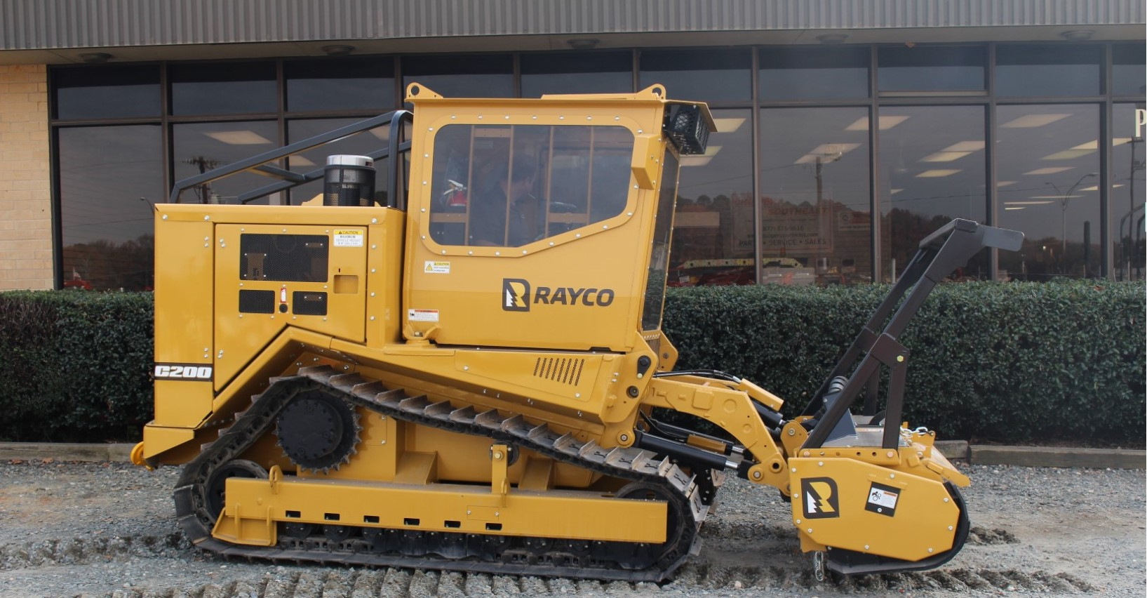 New 2018 Rayco C200 Forestry Mulcher in Charlotte, NC