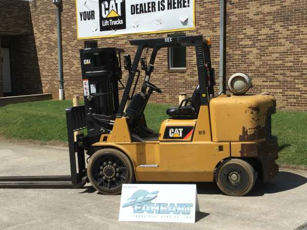 Forklift Sales & Service in VA | Eaheart Industrial Service