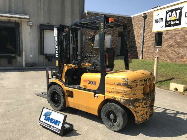 Forklift Sales & Service in VA   Eaheart Industrial Service