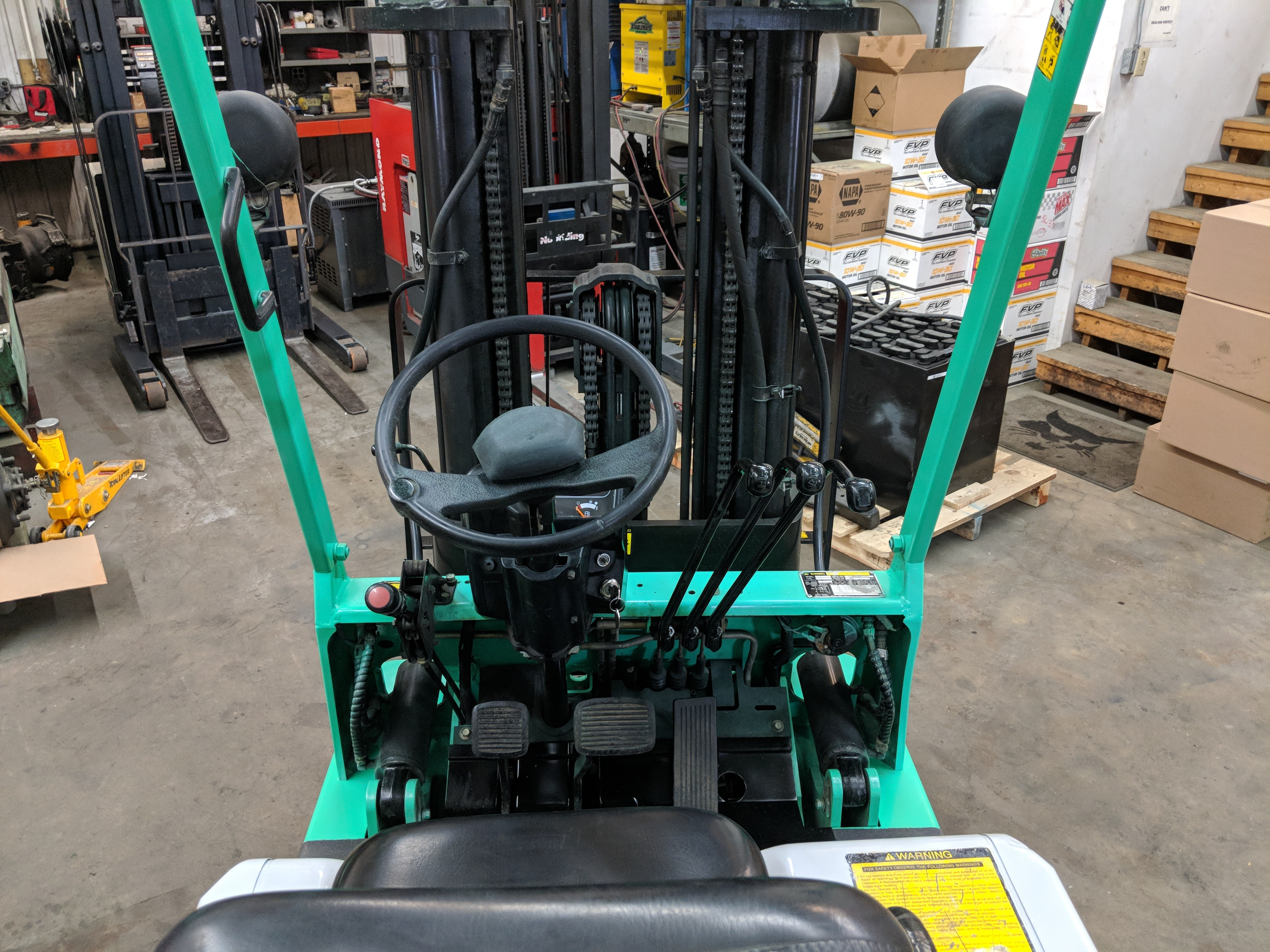 forklift tire pneumatic products mitsubishi capacity forklifts lbs