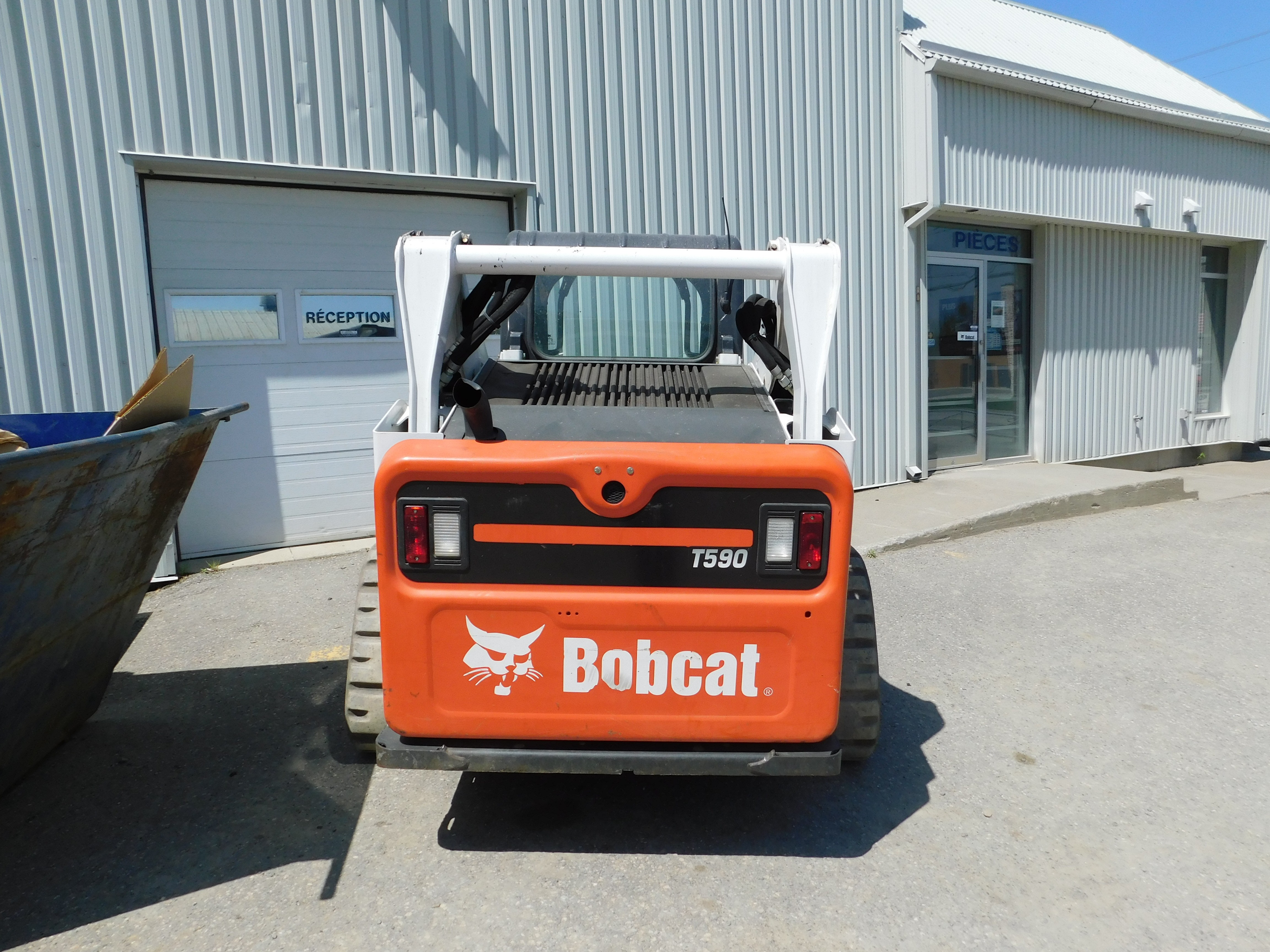 Used 2014 Bobcat T590 in Sherbrooke, QC