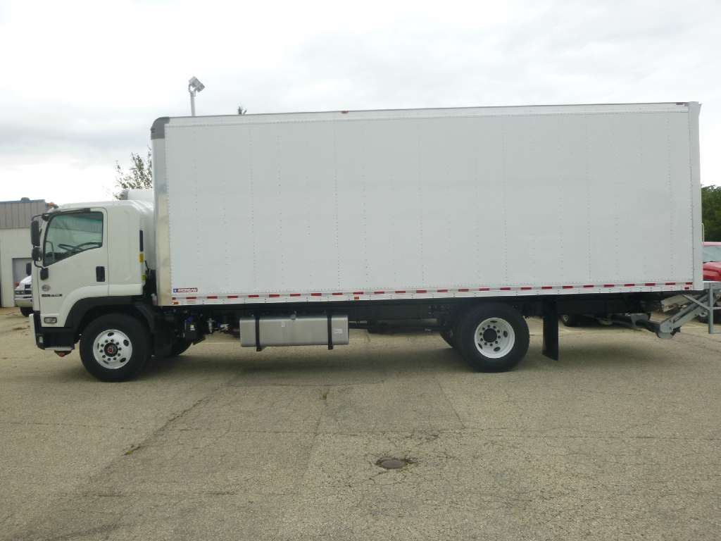 Fagan Truck Trailer Janesville Wisconsin Sells Isuzu Chevrolet 2015 Gm Pick Up Wiring 2018 Ftr With 26 Vanbody Request A Quote 2014 Npr Hd Diesel 3490000 Gmc 3500hd Service Utility