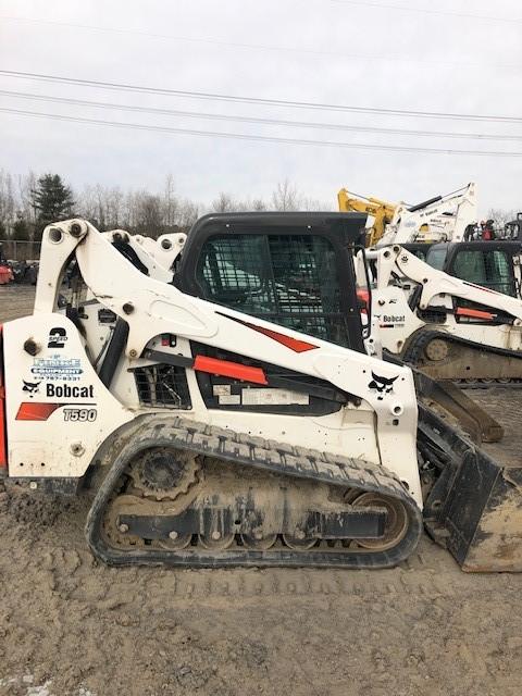Used 2017 Bobcat T590 in Selkirk, NY