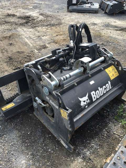 Used 2016 Bobcat Planer, 40 in  High Flow in Selkirk, NY