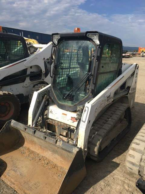 Bobcat T450 Compact Track Loaders for Sale | CEG