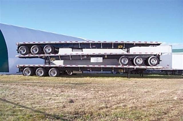 New, 2020, Transcraft, Tridem Combo Flatbed, Truck Trailers