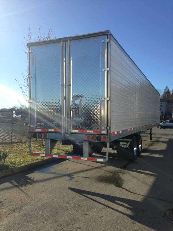 New, 2020, Wabash National, ArcticLite Tandem Reefer Van, Truck Trailers