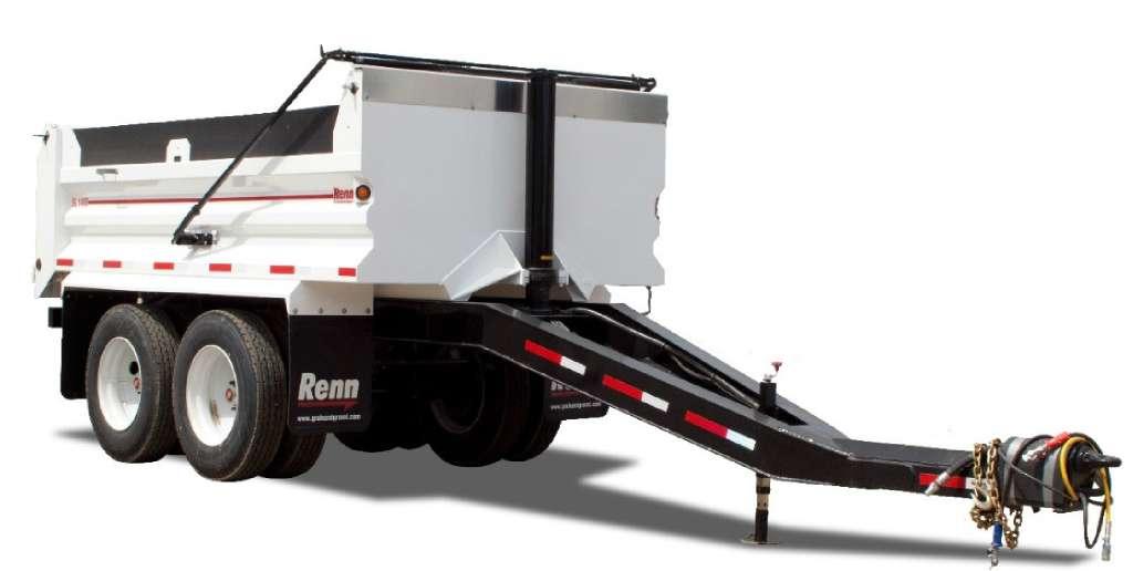 New, 2020, Renn, Renn SL 1400 AR, Truck Trailers