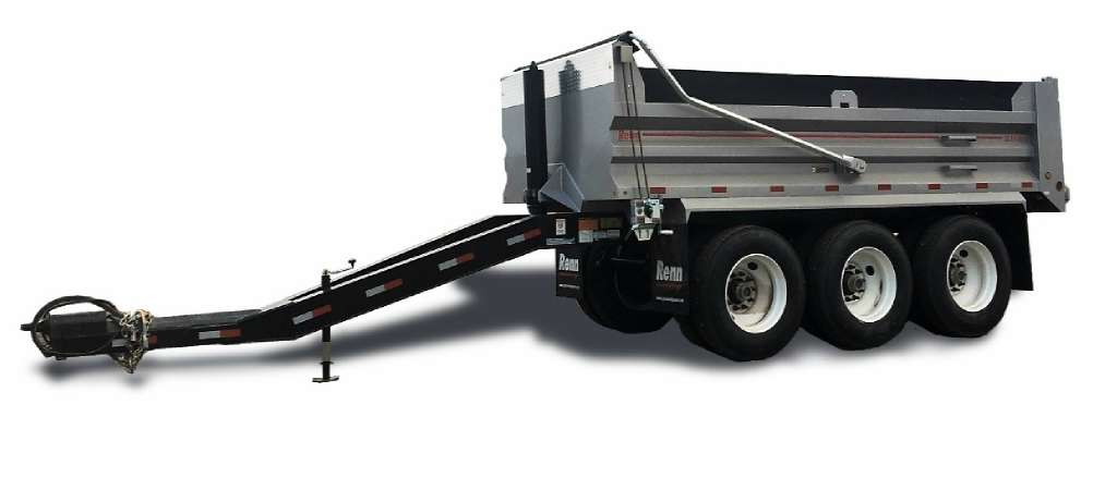New, 2020, Renn, SL 1700 Pup AR, Truck Trailers