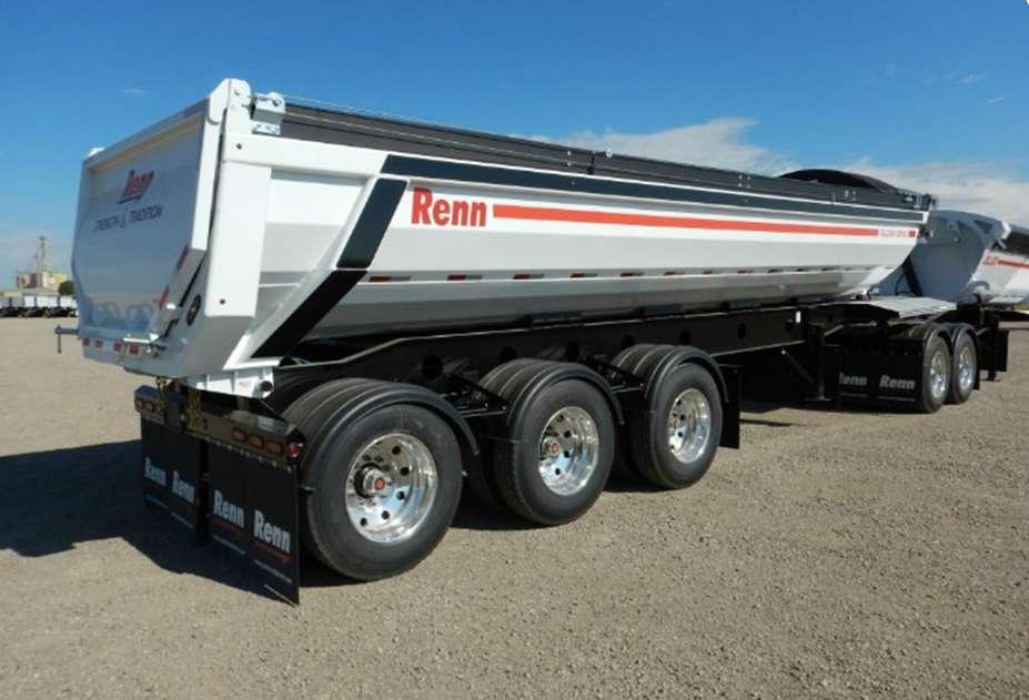 New, 2020, Renn, SL3300G2-AR, Truck Trailers
