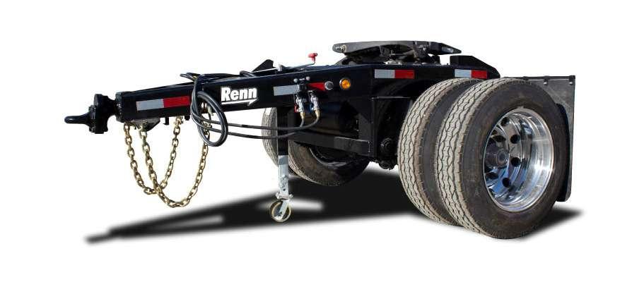 New, 2020, Renn, CDT-1701, Truck Trailers