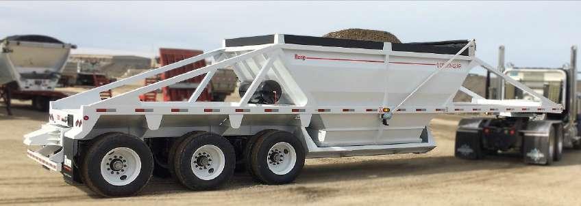 New, 2020, Renn, GCD322-42AR, Truck Trailers