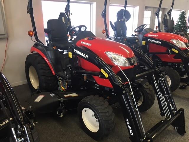Yanmar Showroom | Foote Tractor Inc
