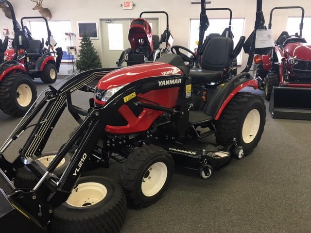 New Yanmar SA324 in Howell, MI