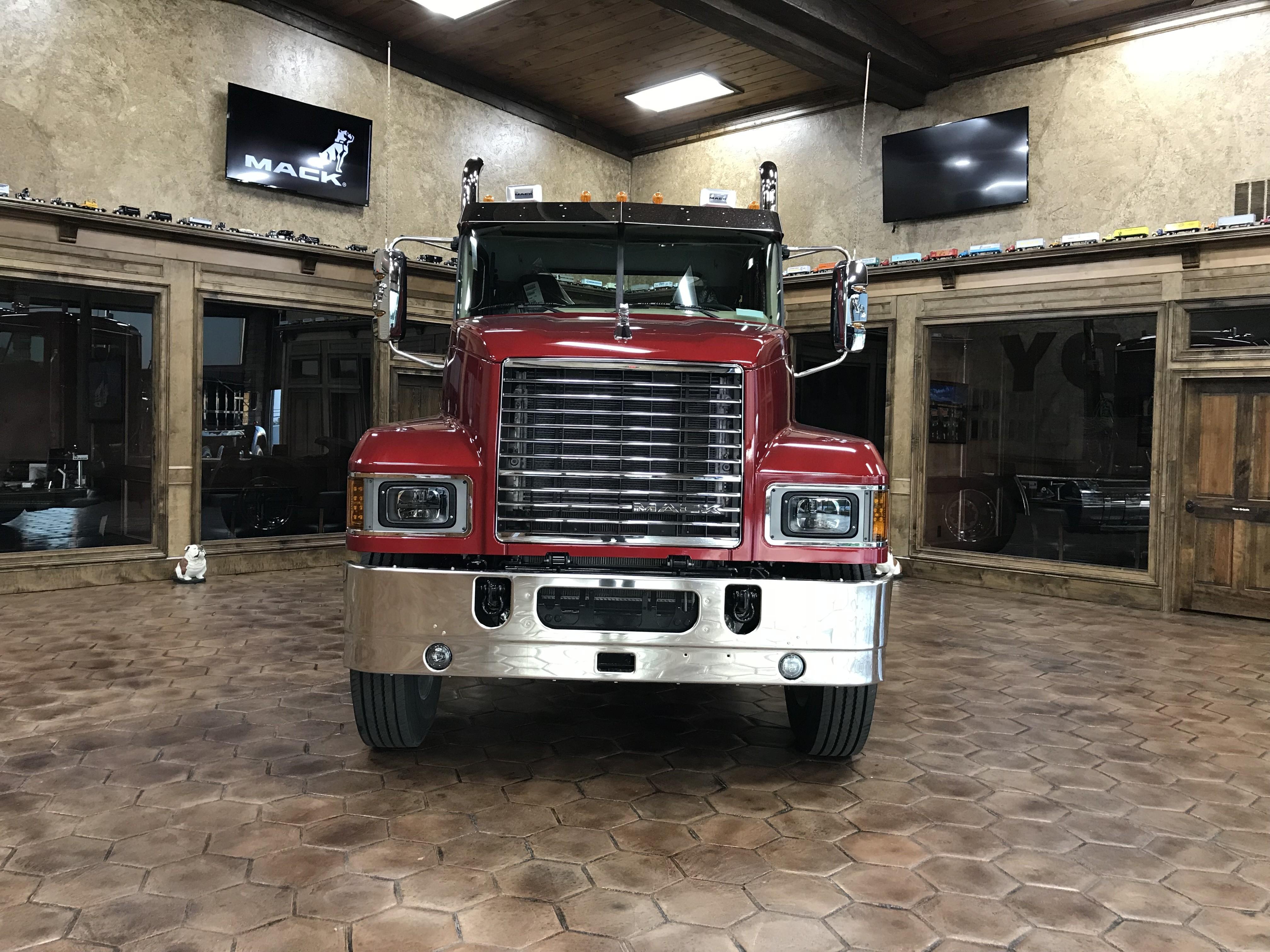 New 2019 Mack PI64T in Gainesville, GA