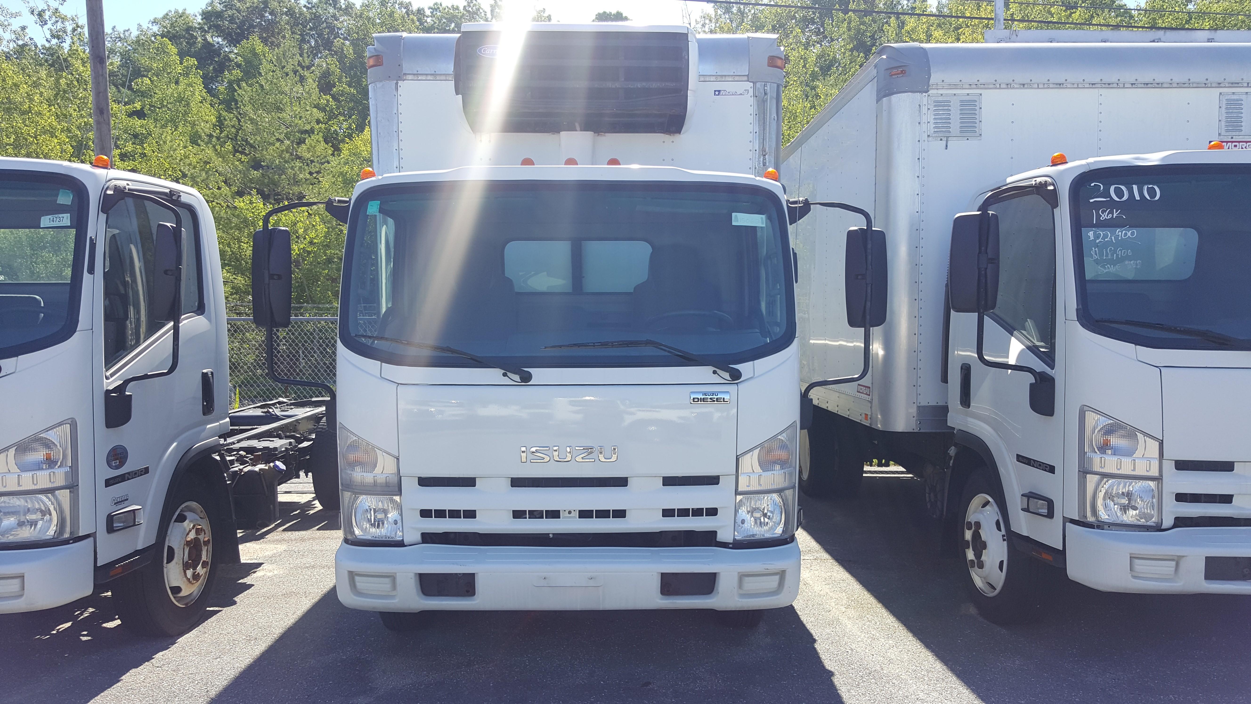 Used 2014 Isuzu NPR-HD Diesel in Methuen, MA