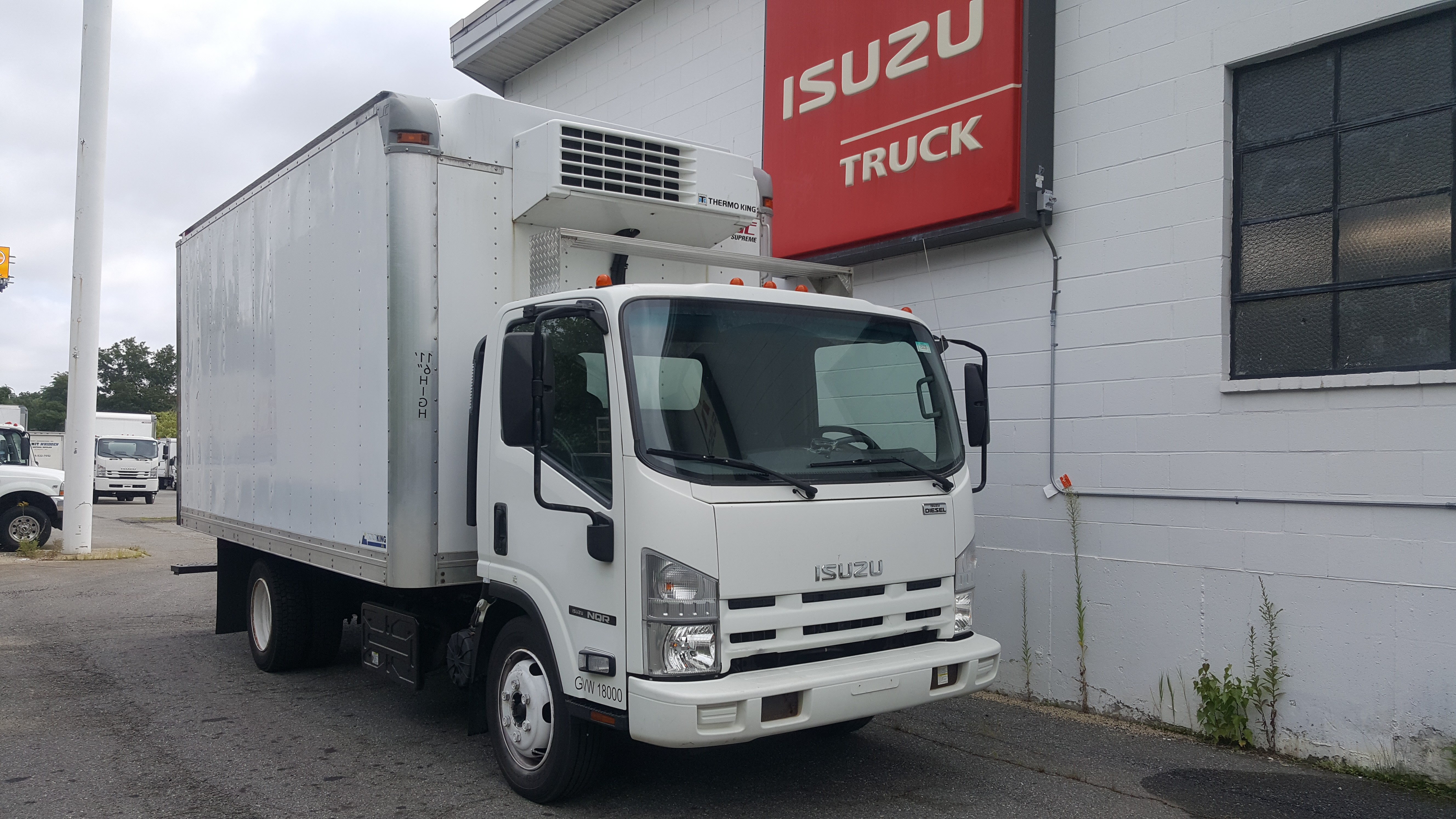 General Truck Center  Your Home for Isuzu and Hino Trucks