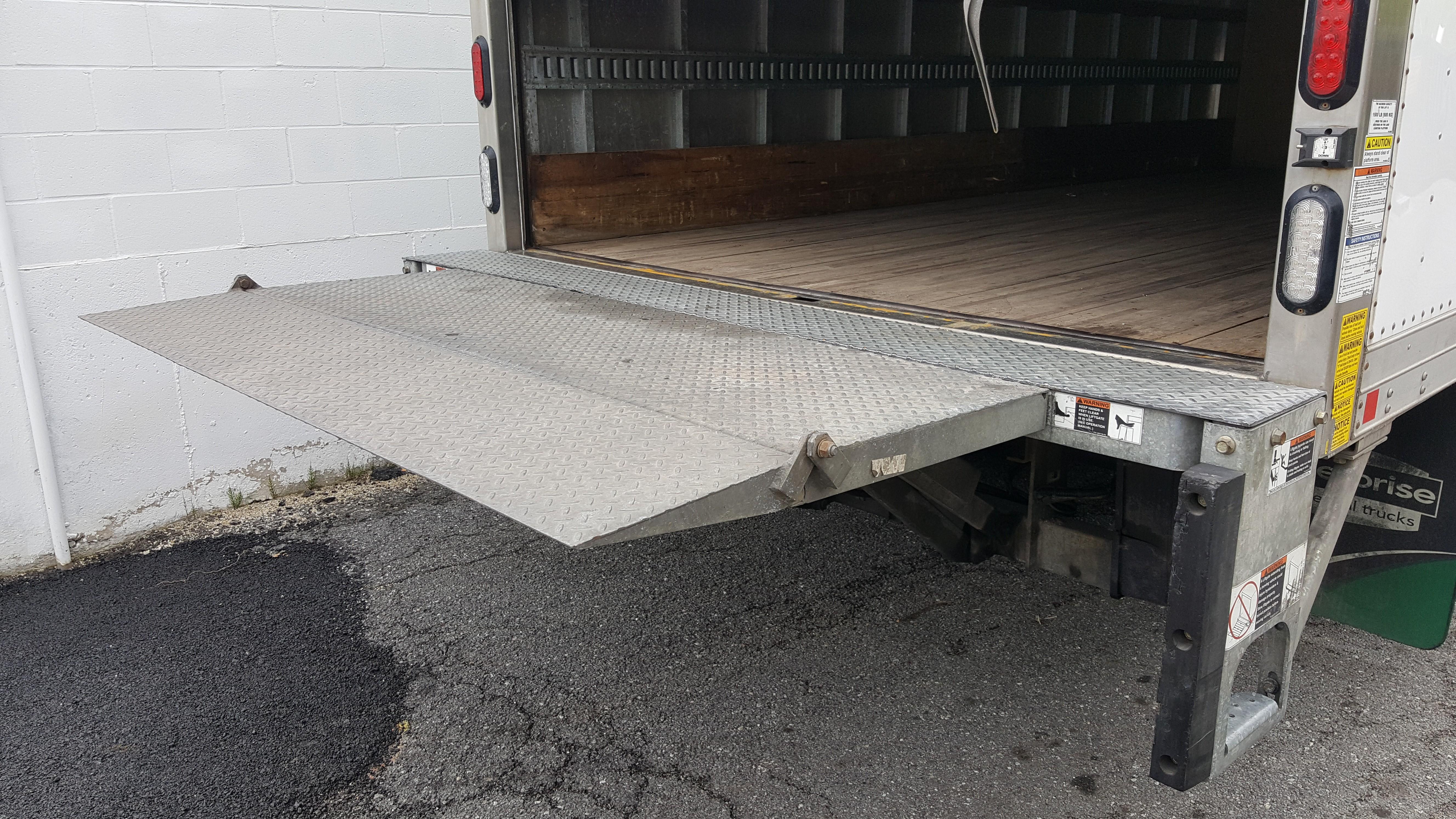 Used 2016 Isuzu NPR-HD Diesel in Methuen, MA