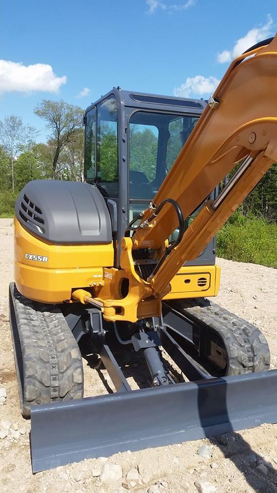 Construction Equipment Sales & Rentals Sundridge, Ontario: Loaders