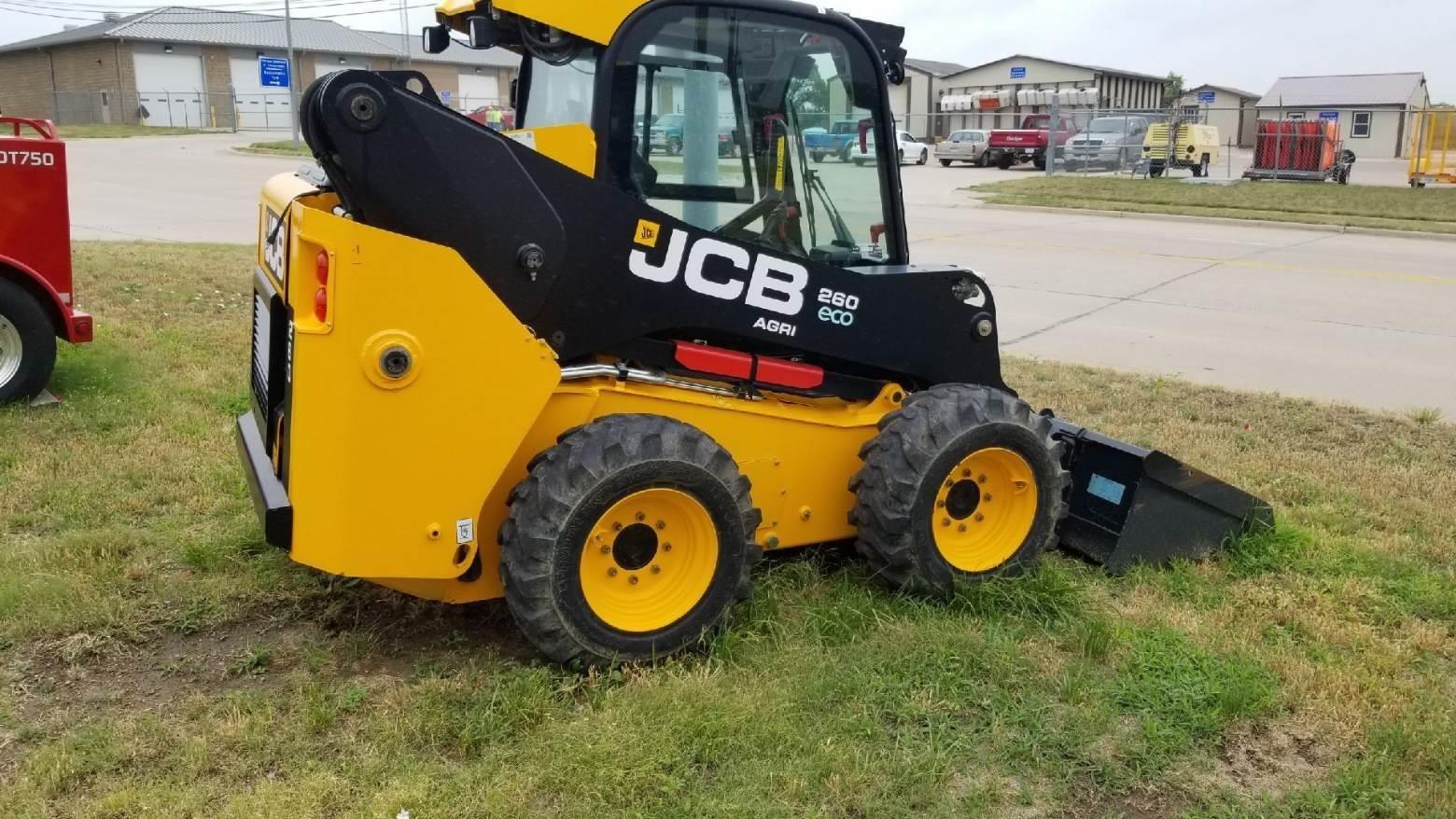 Used 2016 JCB 280 in SUPERIOR, NE