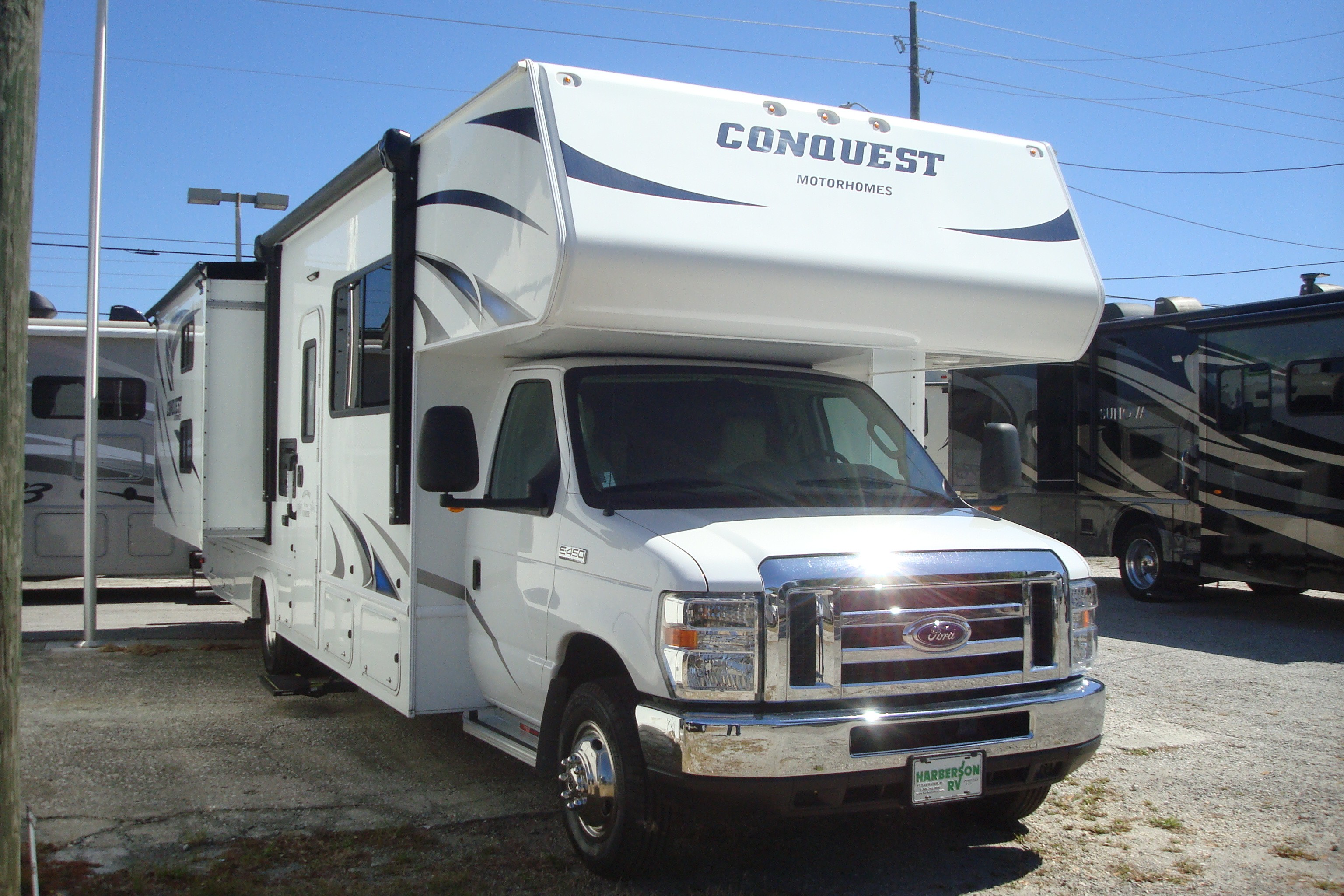 Clearwater Floridafleetwood Providence Southwind Storm Terra Fleetwood Wiring Diagram Free Picture 2017 Conquest Rv 63111