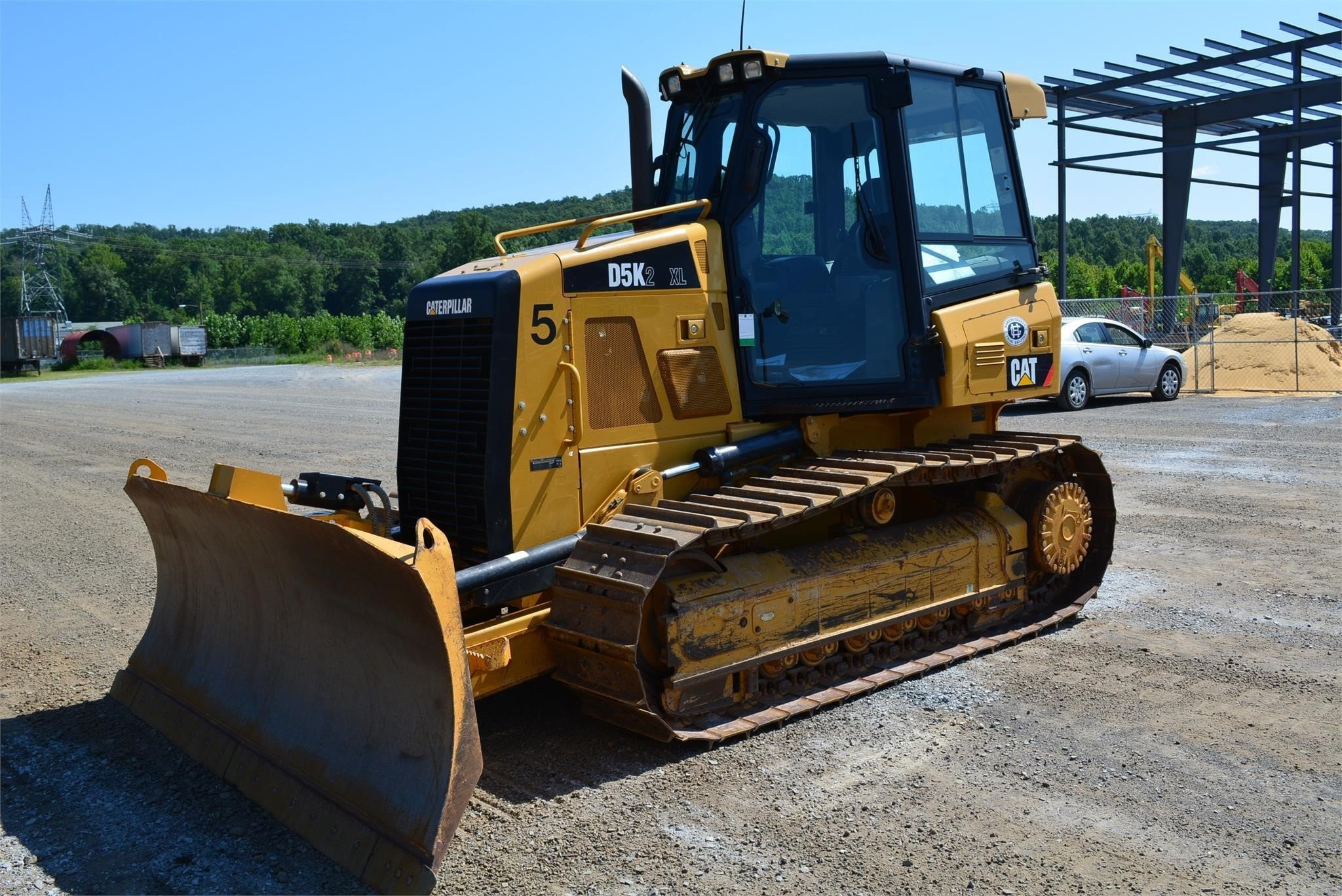 Caterpillar D5K XL Crawler Dozers for Sale | CEG
