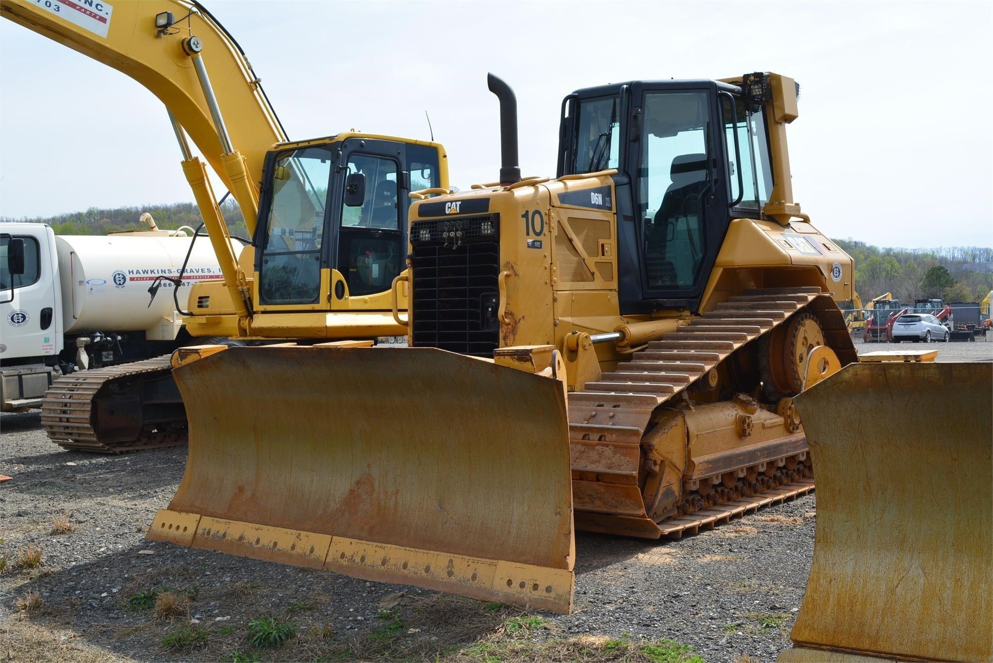 Used 2012 CAT D6N XL in Lynchburg, VA