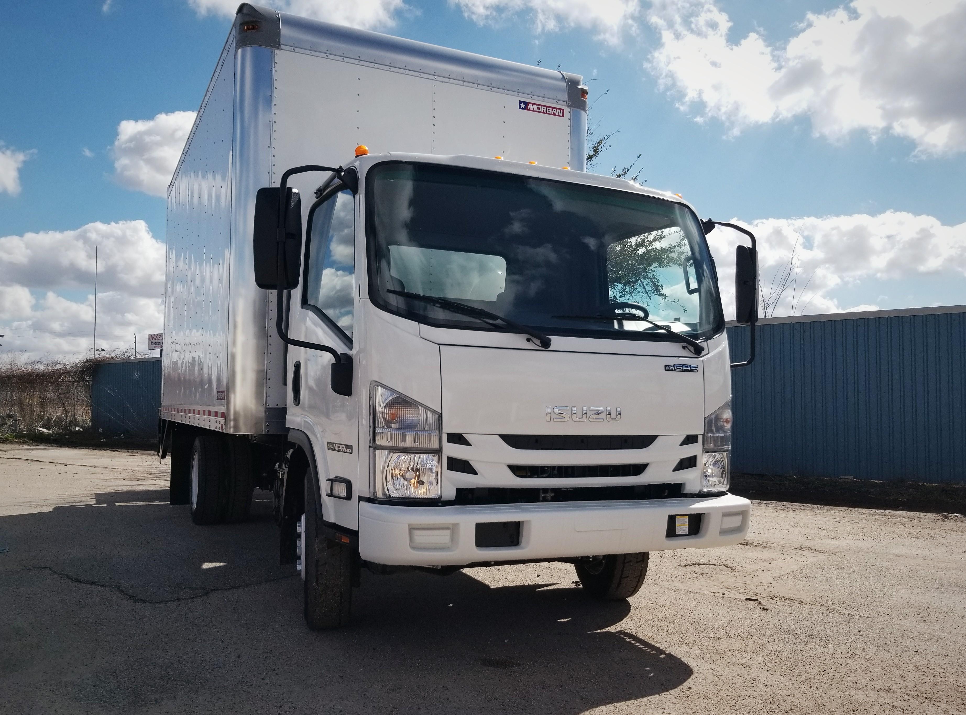 New, 2018, Isuzu, NPRGAS-HD, Cab / Chassis Trucks