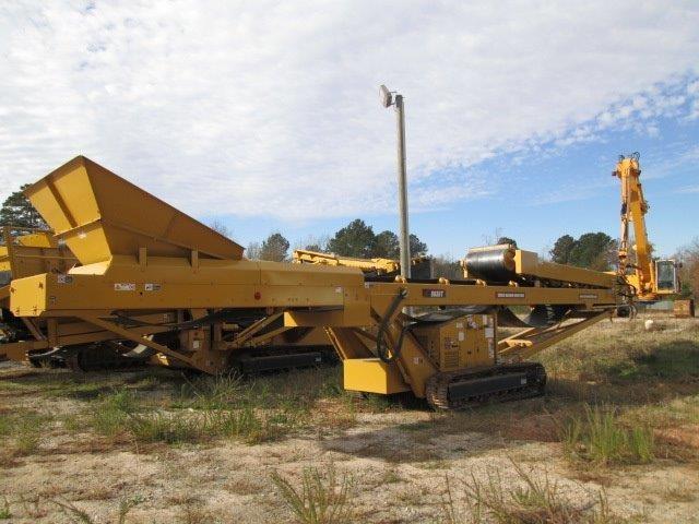 New, 2018, Screen Machine Industries, 6036T 60 ft. Track Conveyor, Material Handling Equipment