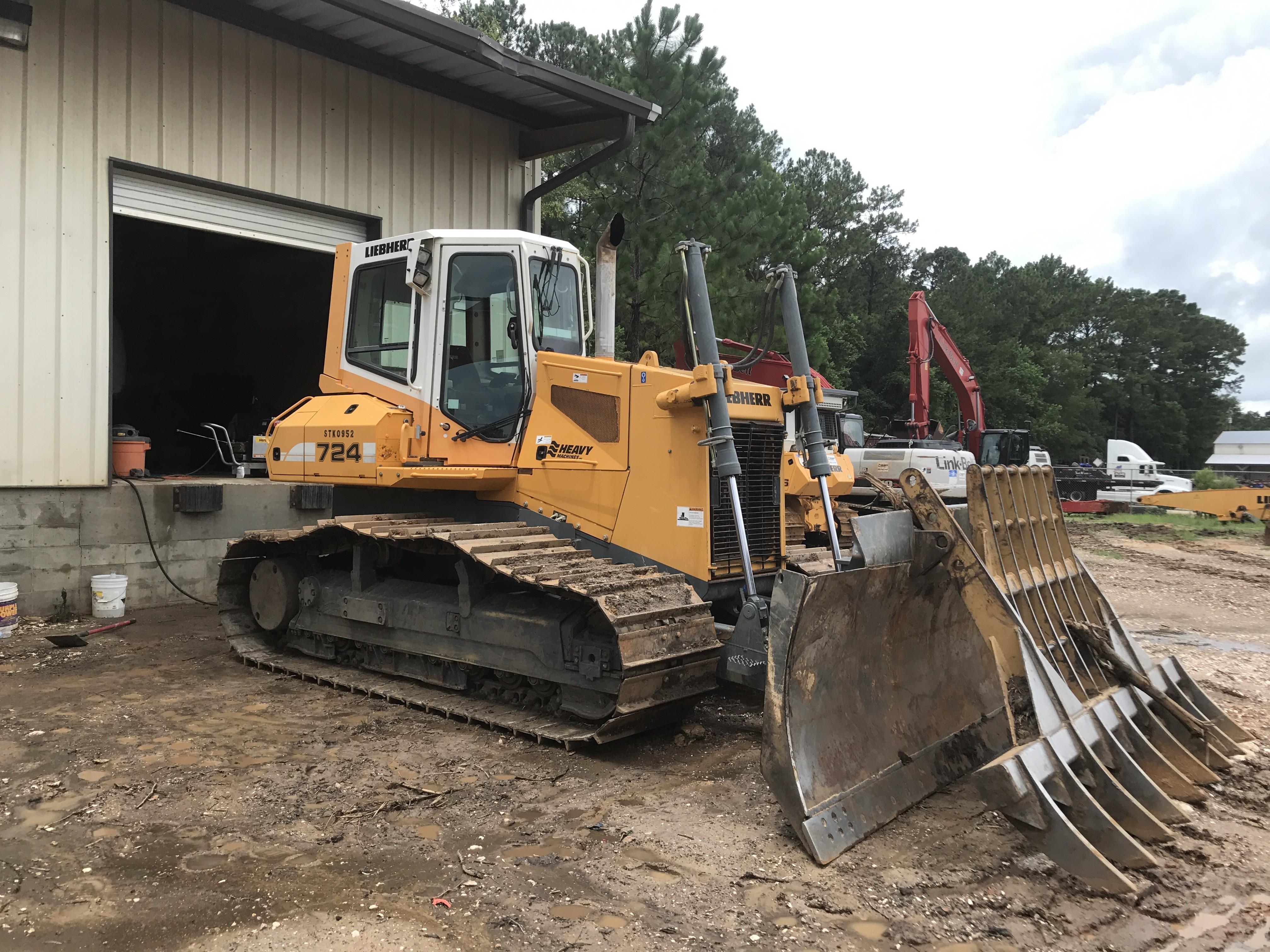 Heavy Construction & Forestry Equipment | TN, GA, ME, AL, LA