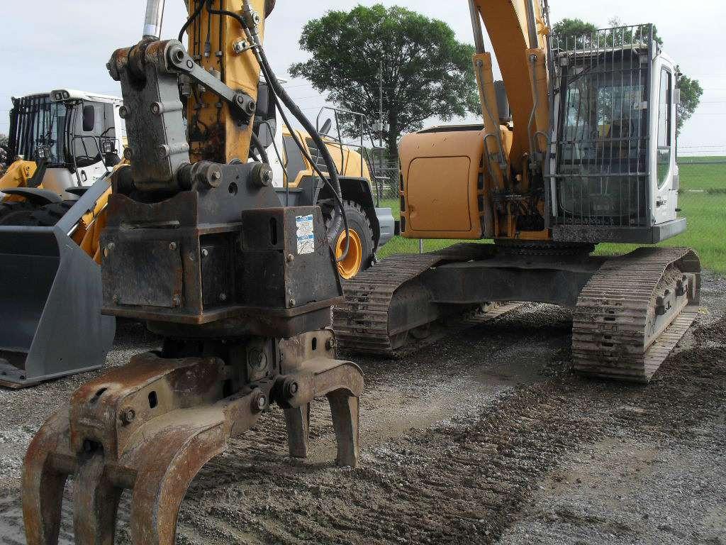 Used, 2007, Liebherr, R924Compact, Excavators