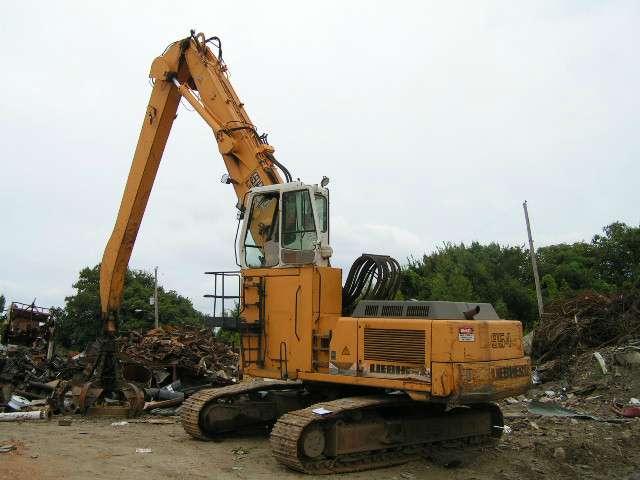 Used, 2000, Liebherr, R954, Material Handling Equipment