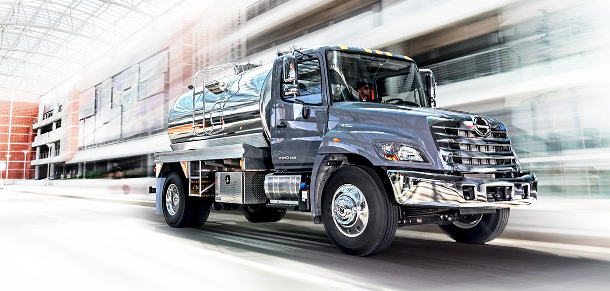 New, 2019, Hino, 268 25,950 GVW, Cab / Chassis Trucks