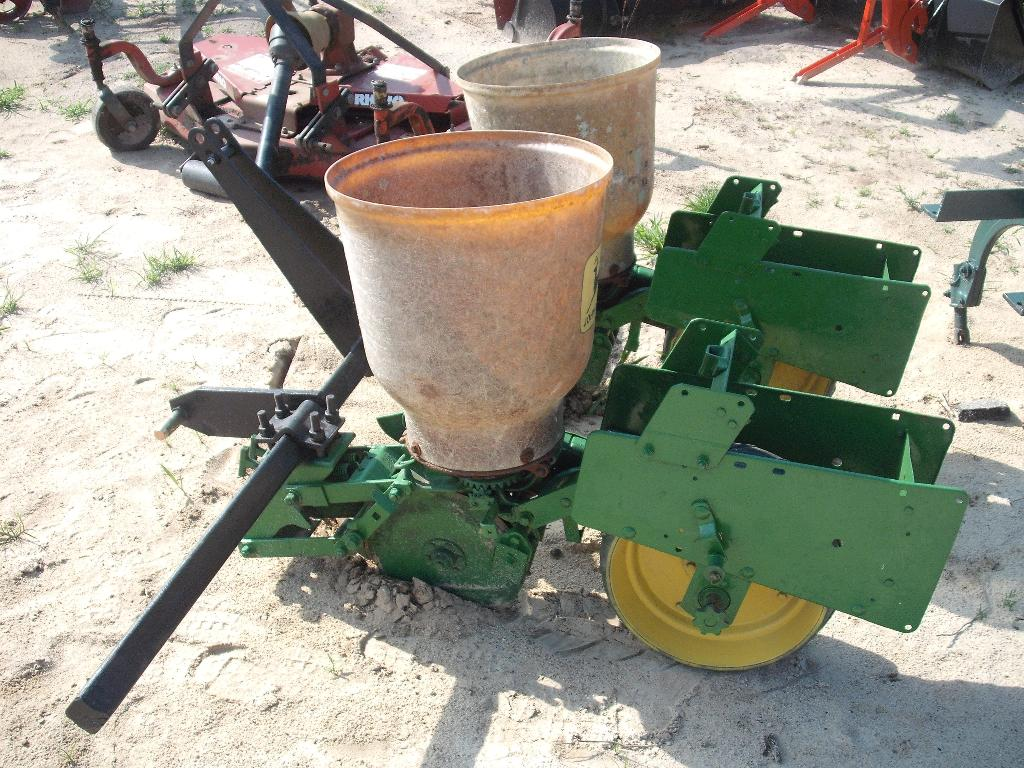 Used John Deere 71 Planters On A Tool Bar In Norman Park Ga