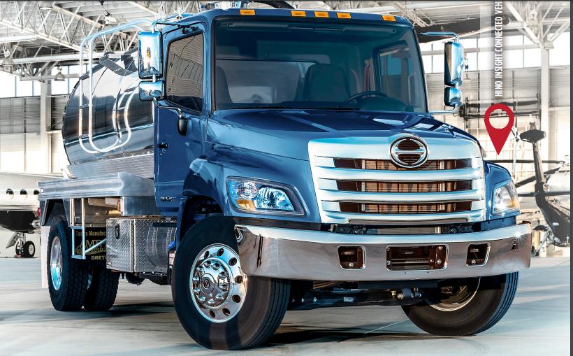 New, 2020, Hino, 268 25,950 GVW, Cab / Chassis Trucks