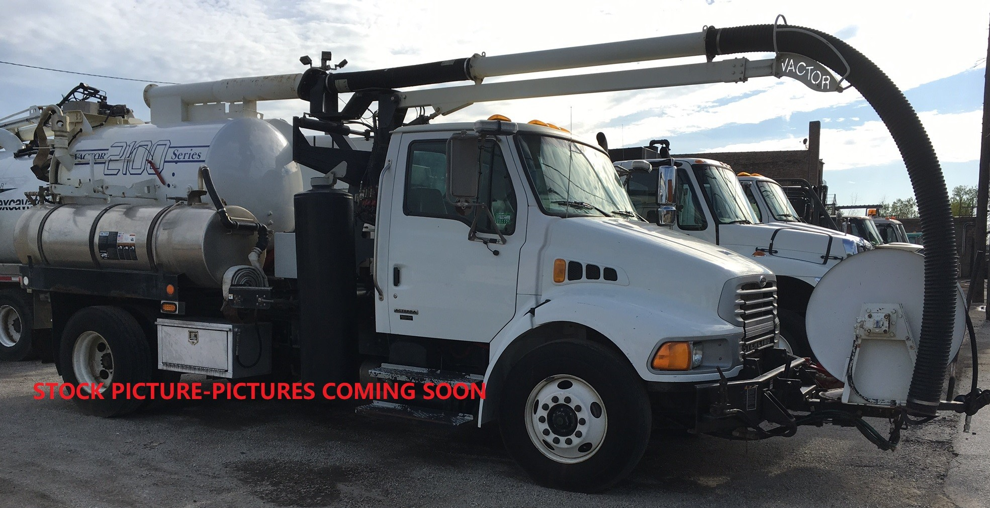 Used, 2009, Vactor, 2103 Combination Sewer Cleaner, Tank & Vacuum Bodies