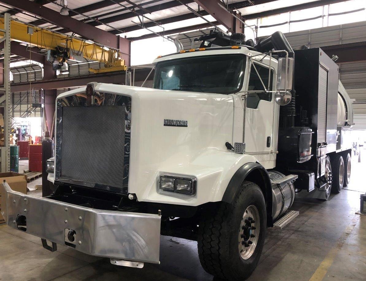 Used, 2012, RAMVAC, HX-12/27 Hydroexcavator, Tanker Trucks