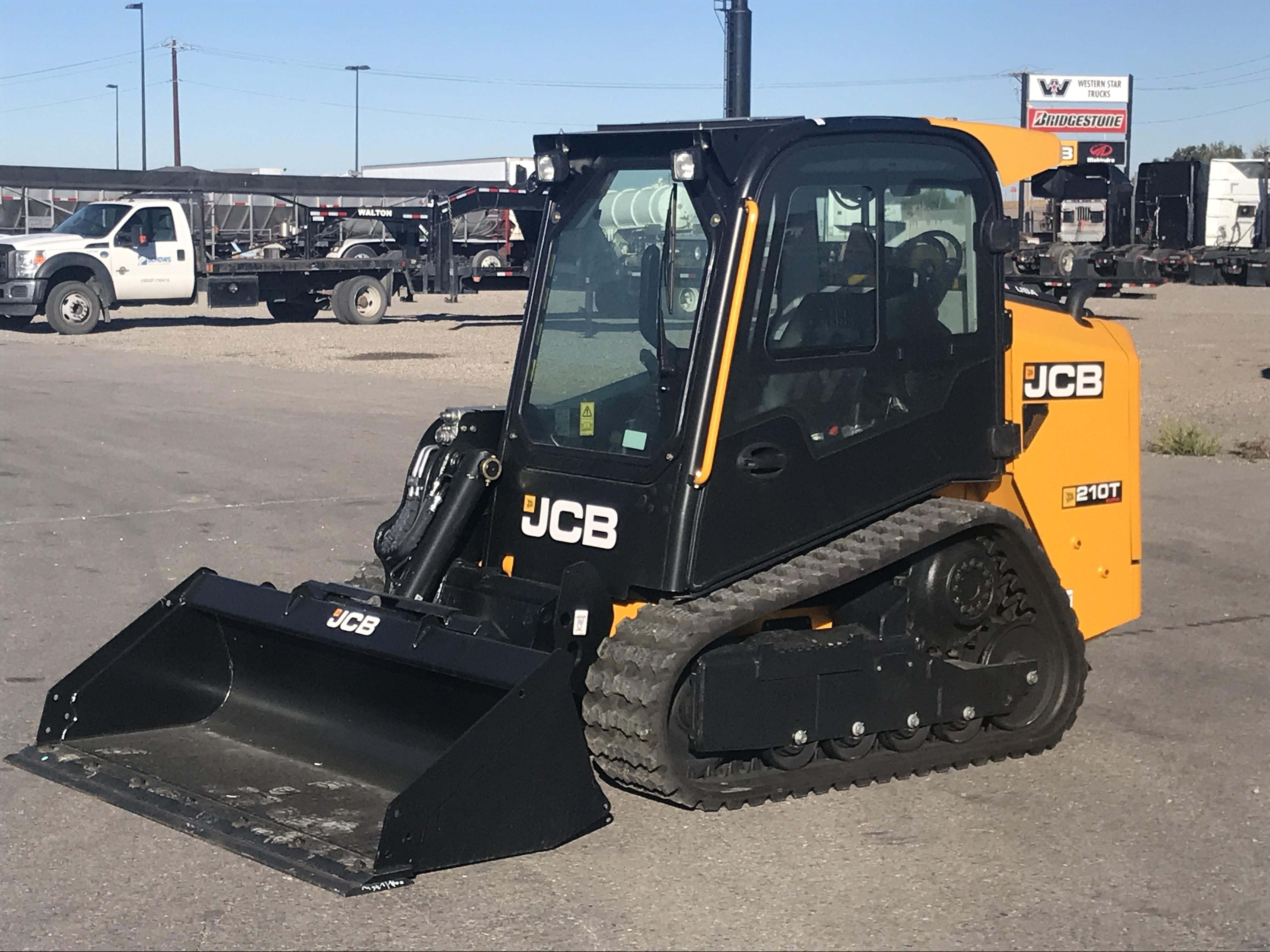 JCB Equipment Dealer Idaho | Sales, Rentals, Parts, Service
