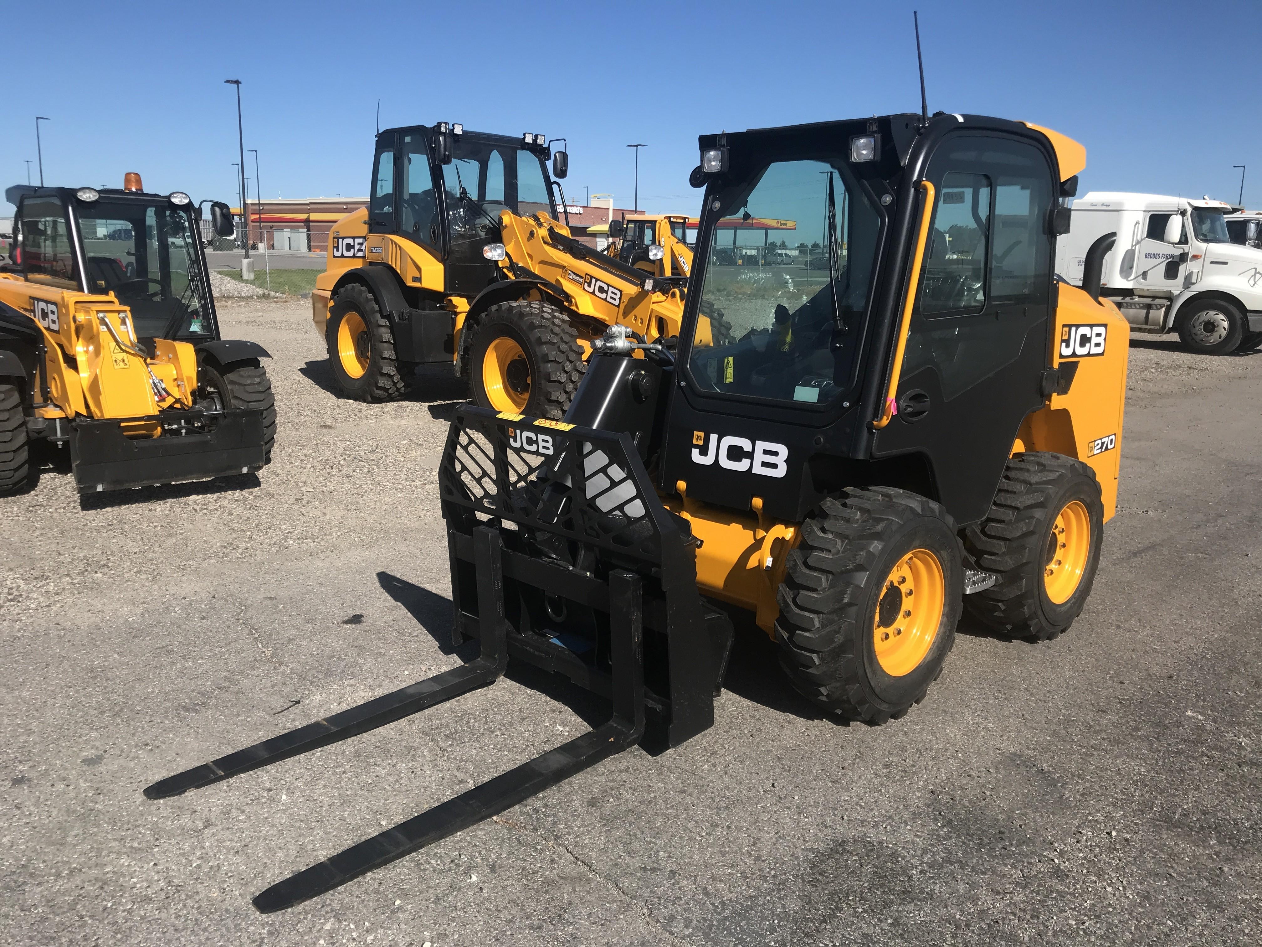 JCB Equipment Dealers ID | Sales, Rentals, Parts & Service