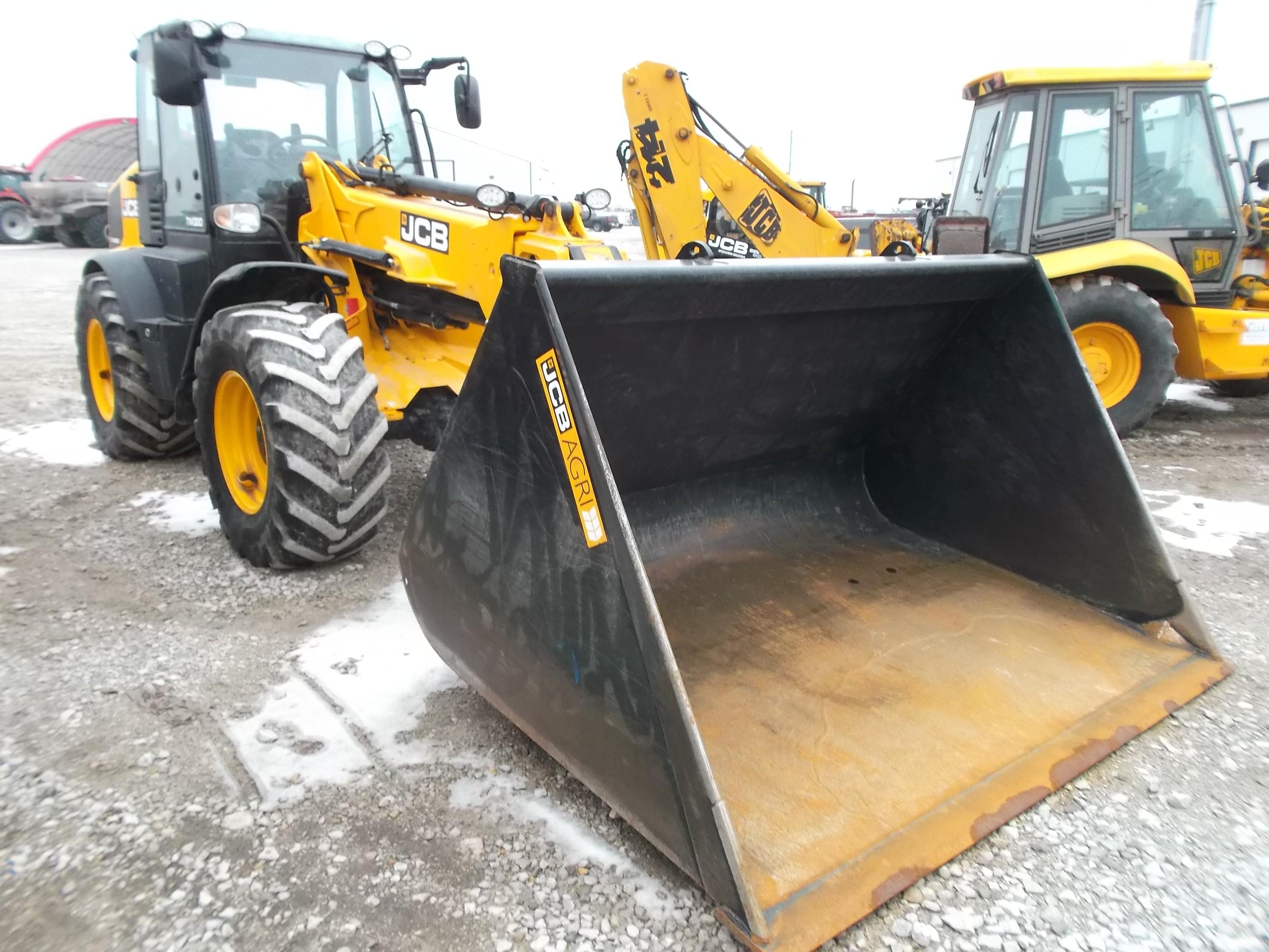 Used JCB Equipment For Sale In Missouri & Illinois