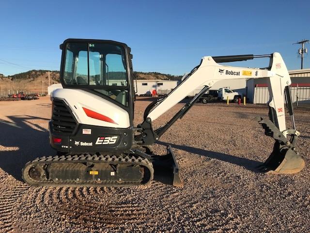 Used 2018 Bobcat E35 25 HP in Rapid City, SD