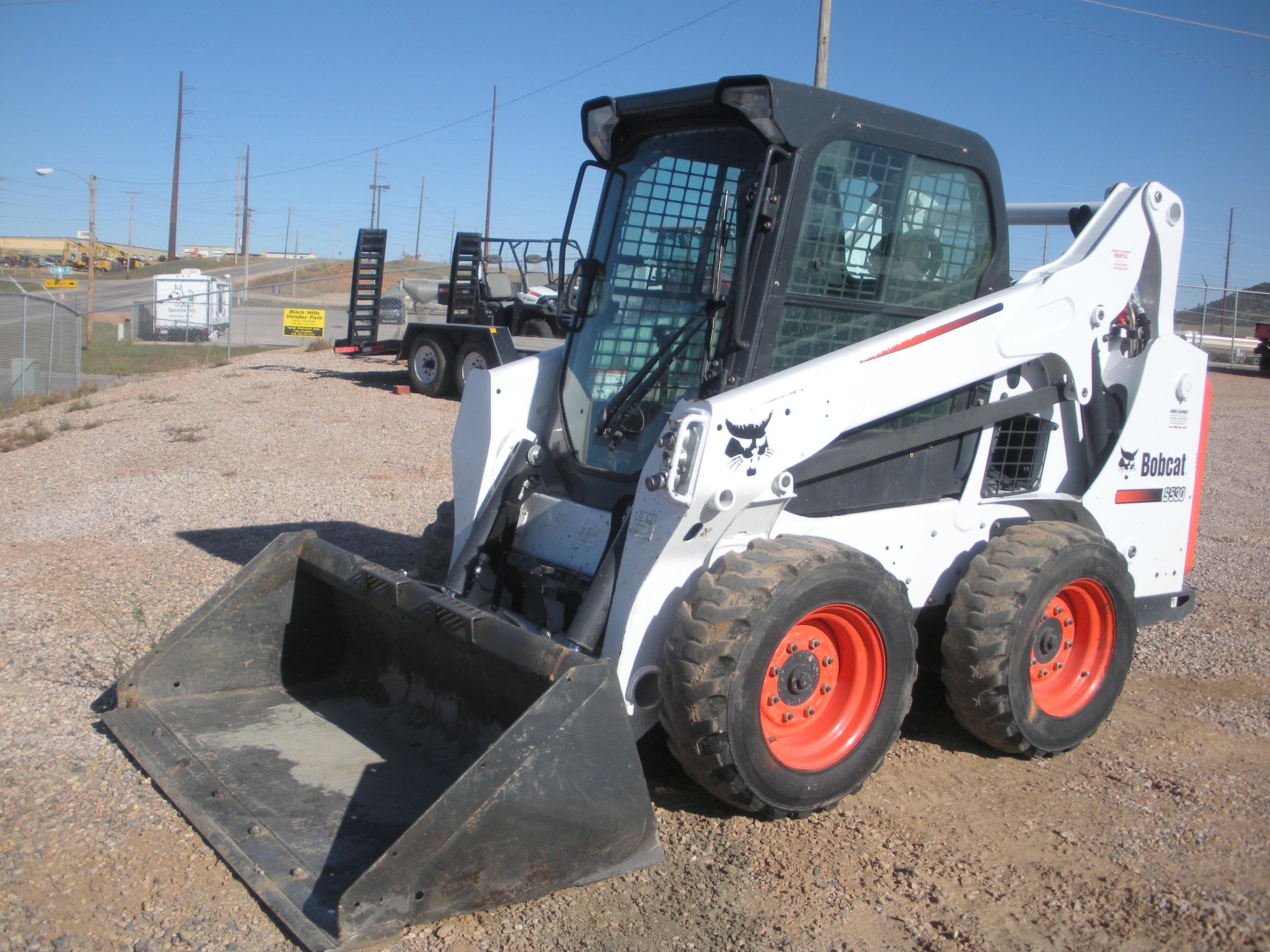 Used 2015 Bobcat S530 in Rapid City, SD