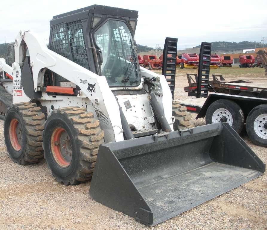 Used, 2007, Bobcat, S330, Skid Steers