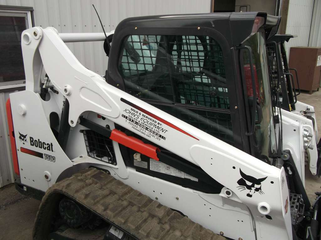 New 2015 Bobcat T590 in Frankford, ON