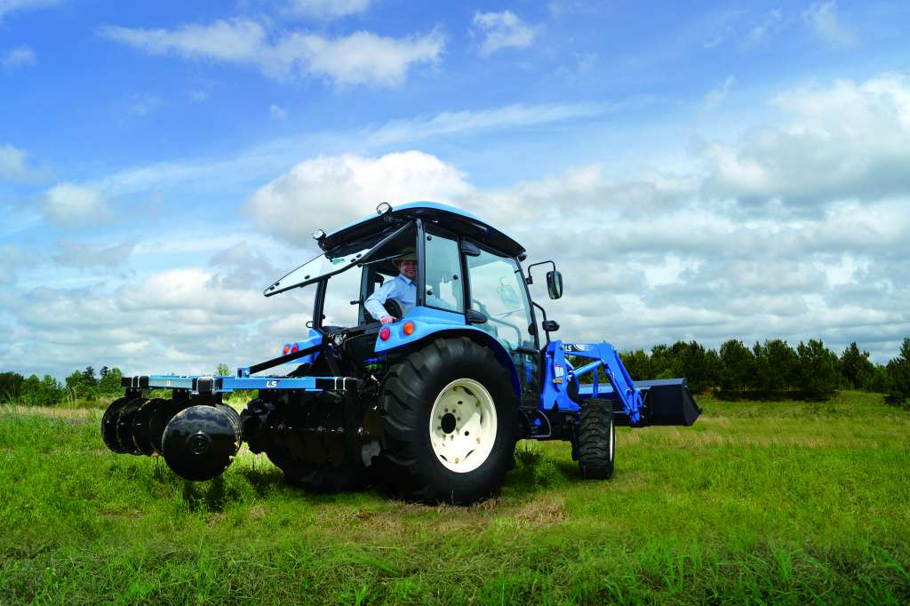 New 2015 LS Tractor XR4145HC in Frankford, ON